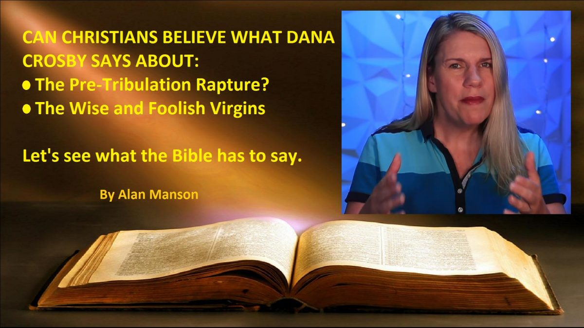 Dana Crosby's Dangerous Teachings